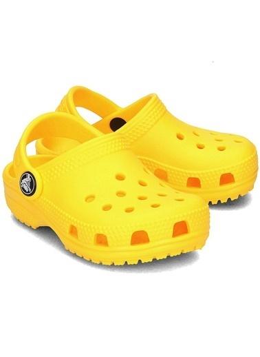 Crocs Classic Clogs Çocuk Terlik Cr0146-7C1 Sarı